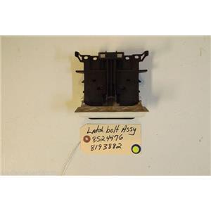KENMORE DISHWASHER 8524476  8193882  Latch bolt USED