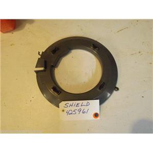 FISHER & PAYKEL WASHER  425961  Shield used part