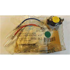 MAYTAG WHIRLPOOL DRYER 63-6142 THERMOSTAT KIT  NEW IN BOX
