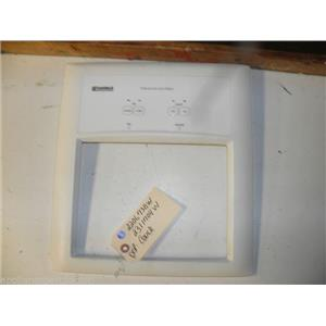 KENMORE REFRIGERATOR 2206738W 2311704W COVER USED PART ASSEMBLY