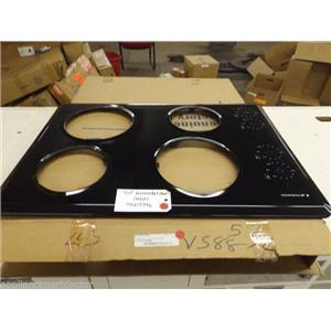 Maytag Admiral Stove 74009996 Top Assembly (blk)   NEW IN BOX