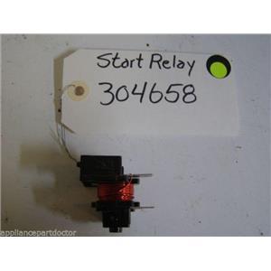 KitchenAid DISHWASHER 304658 Relay, Start used part