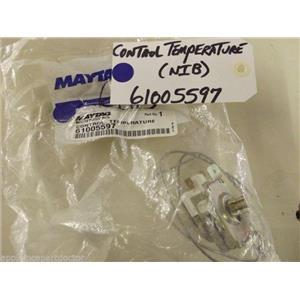 Maytag Refrigerator  61005597  Control, Temperature   NEW IN BOX