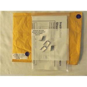 MAYTAG AMANA REFRIGERATOR 68001703 DEFROST HEATER BRACKET REPAIR KIT  NEW IN BOX
