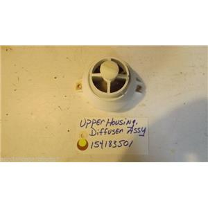 WESTINGHOUSE DISHWASHER 154183501  Upper Housing,  Diffuser  used part