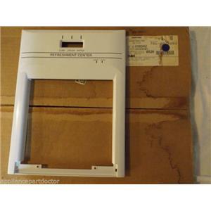 MAYTAG/AMANA/ADMIRAL REFRIGERATOR 61003452 Escutcheon (wht)  NEW IN BOX