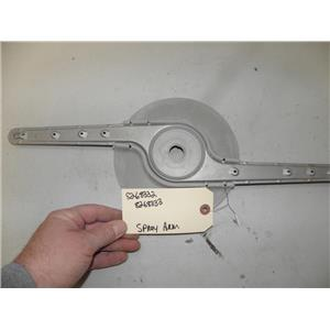 KENMORE DISHWASHER 8268332 8268333 SPRAY ARM USED PART ASSEMBLY FREE SHIPPING