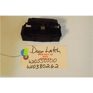KENMORE DISHWASHER W10550100  W10380262  Door latch   NEW W/O BOX