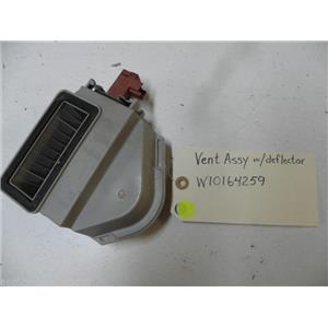 MAYTAG DISHWASHER W10164259 8545536 VENT W/ DEFLECTOR USED PART ASSEMBLY