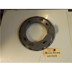 Whirlpool  WASHER W10137698  Shield, Drive Motor new w/o box