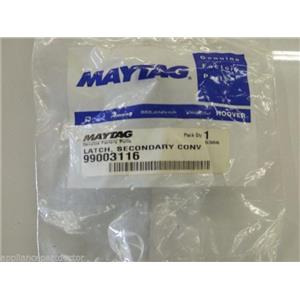 Maytag Jenn Air Dishwasher  99003116  Latch, Secondary Conv. Tine  NEW IN BOX