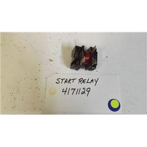 KITCHEN AID Dishwasher 4171129  Start Relay USED PART