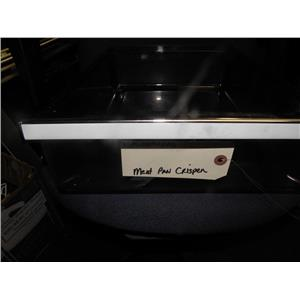 HOTPOINT 2 DOOR REFRIGERATOR WR32X1386 MEAT PAN CRISPER DRAWER USED PART