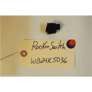 Stove  WB24K5036  Rocker switch  USED PART