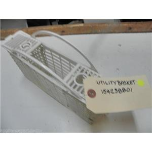 KENMORE DISHWASHER 154238801 UTILITY BASKET USED PART ASSEMBLY