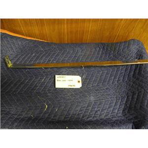 MAYTAG REFRIGERATOR 61002251 TRIM LOCK SHIM USED PART ASSEMBLY