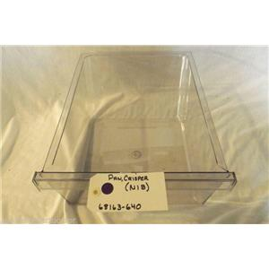 Maytag  Magic Chef Refrigerator 68163-640 Pan, Crisper NEW IN BOX