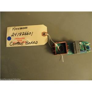 KENMORE FRIGIDAIRE REFRIGERATOR 241826601 CONTROL BOARD NEW W/O BOX F/S