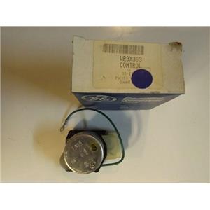 GE Refrigerator  WR9X363  DEF CONTROL   NEW IN BOX
