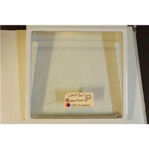 GE Refrigerator WR71X10226  WR32X10134  Shelf Cant Spillprf   Shelf Encap glass