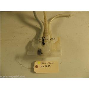 BOSCH DISHWASHER 263833 INLET VALVE USED PART ASSEMBLY F/S