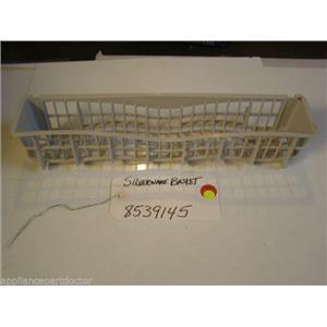 Kenmore DISHWASHER 8539145 SILVERWARE BASKET used