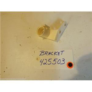 FISHER & PAYKEL WASHER  425503  Bracket  used part