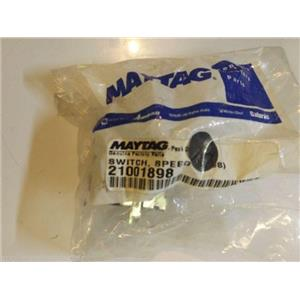 Maytag Washer  21001898  Switch, Speed (3 Pos)  NEW IN BOX