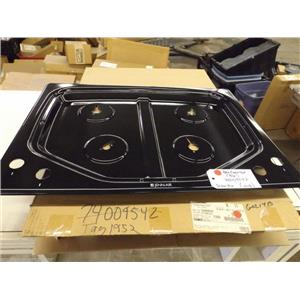 Jenn Air Stove 74009542 Gas Cooktop (blk) NEW IN BOX