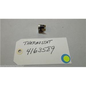 KITCHEN AID Dishwasher 4163589  Thermostat USED PART
