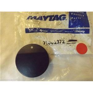 JENN AIR MAYTAG STOVE 71002372 Knob, Burner (blk)    NEW IN BAG