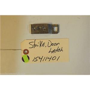 ELECTROLUX DISHWASHER  154511401 Strike,door Latch USED