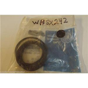 GENERAL ELECTRIC WASHER WH8X242 RING GASKET  NEW IN BAG