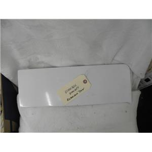 MAYTAG ELECTRIC DRYER 31001656 31001654 RESERVOIR DOOR USED PART ASSEMBLY