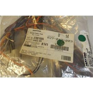 Maytag Admiral 37001005 Harness, Wire   NEW IN BOX