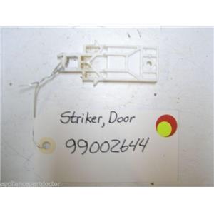 MAYTAG DISHWASHER 99002644 DOOR STRIKER USED PART ASSEMBLY