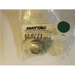 Maytag Admiral Dryer  53-0771  Thermostat, Hi-limit  NEW IN BOX