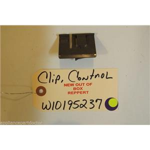 KITCHENAID DISHWASHER W10195237 Clip, Control   NEW W/O BOX