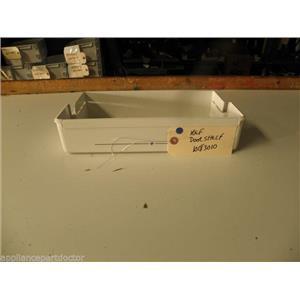 AMANA MAYTAG REFRIGERATOR 10183010 REF. DOOR SHELF USED PART ASSEMBLY F/S