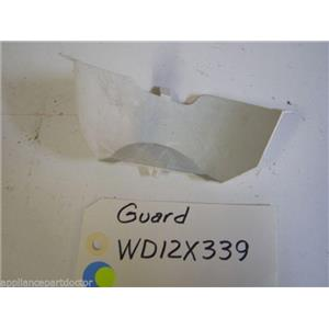 GE DISHWASHER WD12X339 Guard  USED PART