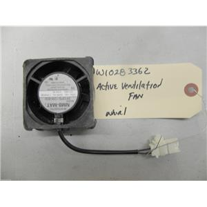 WHIRLPOOL FRONT LOAD WASHER W10283362 ACTIVE VENTILATION FAN USED PART ASSEMBLY