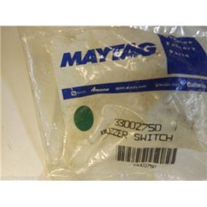 Maytag Dryer  33002750  Buzzer Switch   NEW IN BOX