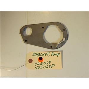 Fisher Paykel  Washer 425028  425028P  Bracket Pump used part