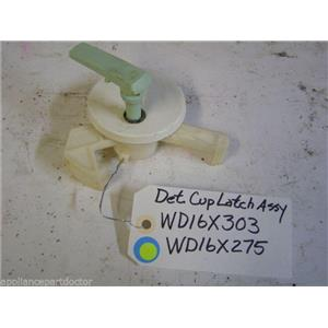 GE DISHWASHER WD16X303 Kit Det Cup Cover Ps WD16X278 WD16X275 LatcH