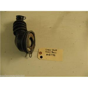 KENMORE WASHER 8181732 HOSE W/ CHECK BALL USED PART ASSEMBLY F/S