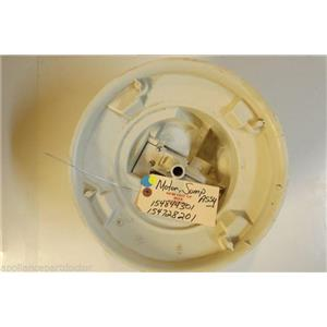 FRIGIDAIRE  DISHWASHER 154844301  154728201  Motor, sump  NEW W/O BOX