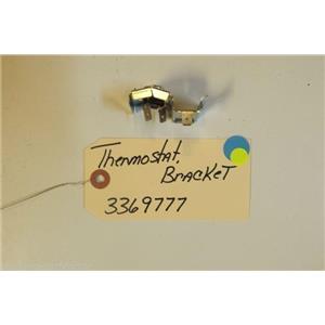 KENMORE  DISHWASHER 3369777  Thermostat, bracket used part