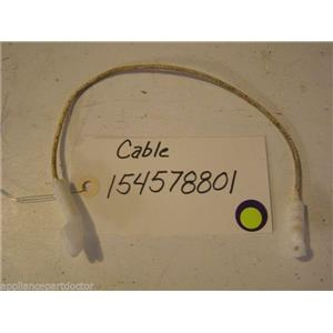 Electrolux dishwasher 154578801 Cable used part