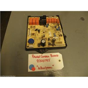 Whirlpool Stove 8300795  Control Board USED PART