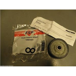 DRYER 12001541 W12001541 Drum Support Wheel NEW IN BOX